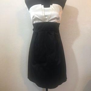 Trixxi Strapless Dress SZ 7